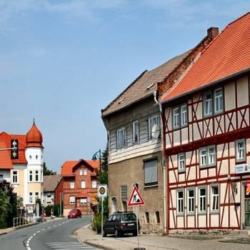 Athenstedt - Jugendstilvilla