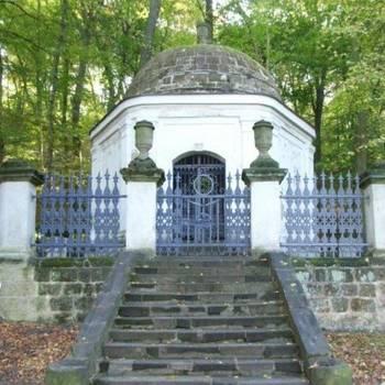 Mausoleum aus dem Jahr 2011 - Foto: Siegfried Sprotte