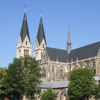 Dom zu Halberstadt, 2013 - Foto:Siegfried Sprotte