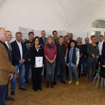 Fassaden- und Stadtbildwettbewerb der Stadt Halberstadt - Die Preisträger [(c): Jeannette Schroeder]