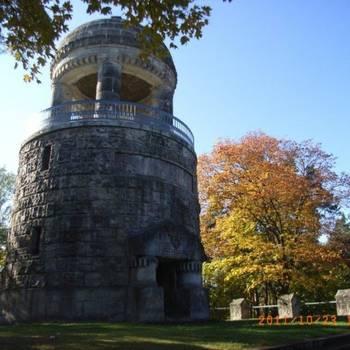 Bismarckturm 2011, Siegfried Sprotte