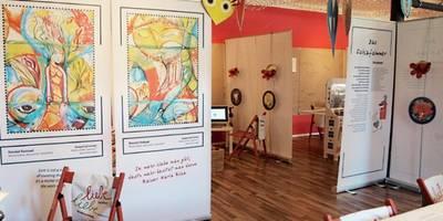 Impressionen der Ausstellung [(c) UNIKATUM Kindermuseum Leipzig]