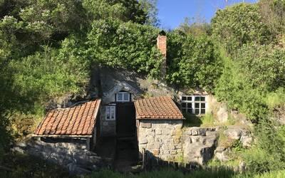 Höhlenwohnungen Altenburg