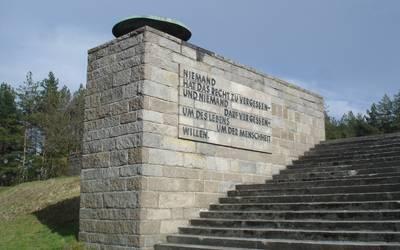 Gedenkstätte für die Opfer des Konzentrationslagers Langenstein-Zwieberge