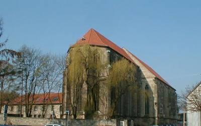 Franziskanerkloster und Pfarrkirche St. Andreas