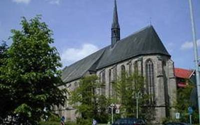 Pfarrkirche St. Katharina und St. Barbara