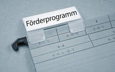 Förderprogramme
