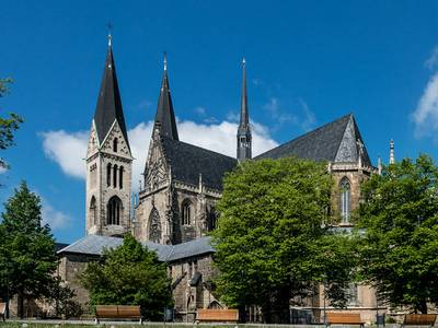 Dom und Domschatz Halberstadt [(c): Ulrich Schrader]