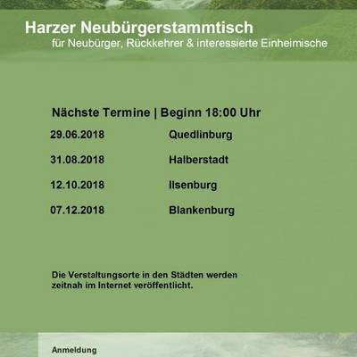 (c) Landkreis Harz