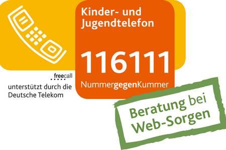 Die Nummer gegen Kummer [(c): Jeannette Schroeder]