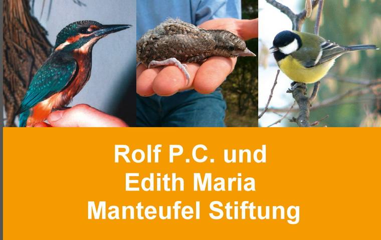 Rolf P.C. und Edith Maria Manteufel Stiftung