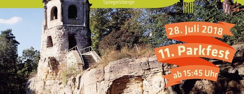 11. Parkfest im Landschaftspark Spiegelsberge [(c) IdeenGut]