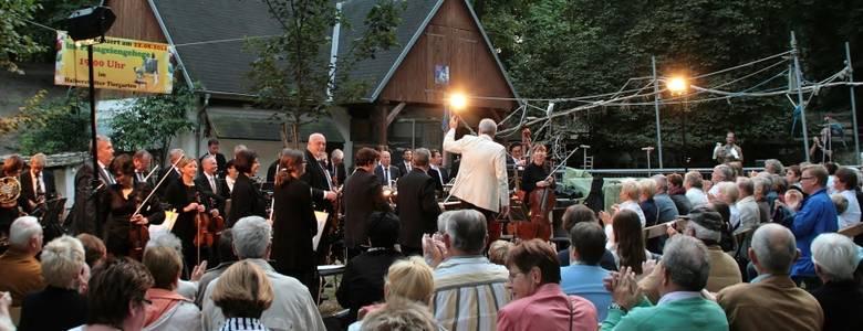 Schwungvoller, musikalischer Abend im Halberstädter Tiergarten [(c) Michael Bussenius/Tiergarten Halberstadt]