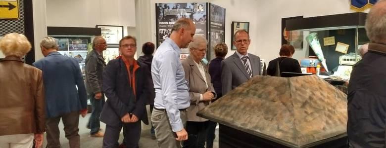 Blick in die Ausstellung, [(c) Städtisches Museum Halberstadt]