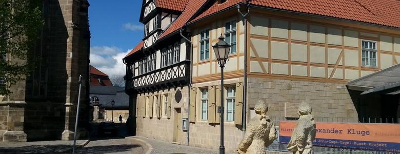 Gleimhaus in Halberstadt [(c) Stadt Halberstadt, Neue Medien]