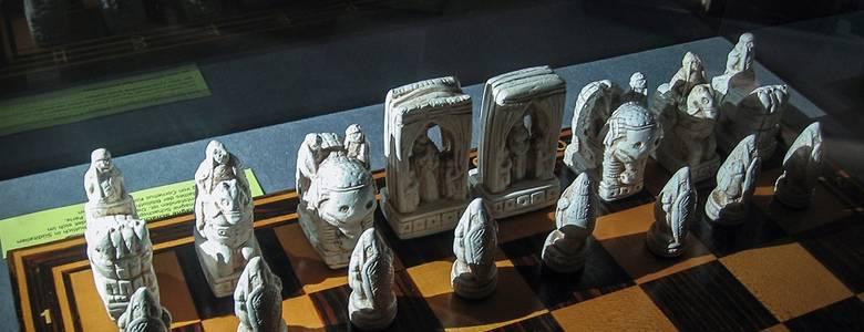 Entdecken Sie Zug um Zug die 1000- jährige Ströbecker Schachgeschichte [(c) Kathrin Balzer, Schachmuseum Ströbeck]