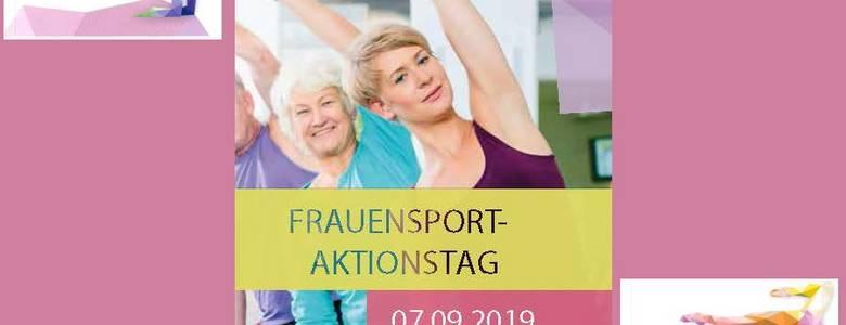 Frauensportaktionstag [(c) Kreissportbund]