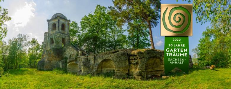 20 Jahre Gartenträuem Landschaftspark Spiegelsberge [(c) Halberstadt Information]