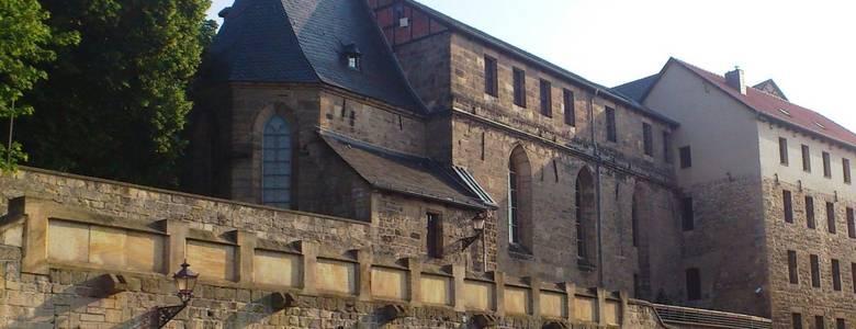 "Stadtbibliothek ""Heinrich Heine"" [(c) Stadt Halberstadt]"