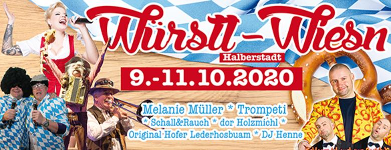 Banner Würstl Wiesn [(c) ARGE cityPRESS/Agentur Esprit GmbH]