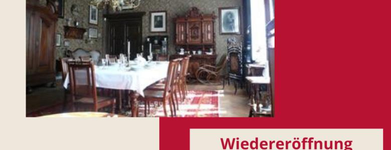Wiedereröffnung des Schraube-Museums [(c) Schraube-Museum]