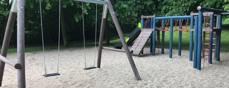 Spielplatz der Götheschule [(c) Stadt Halberstadt/Pressestelle/Ute Huch]