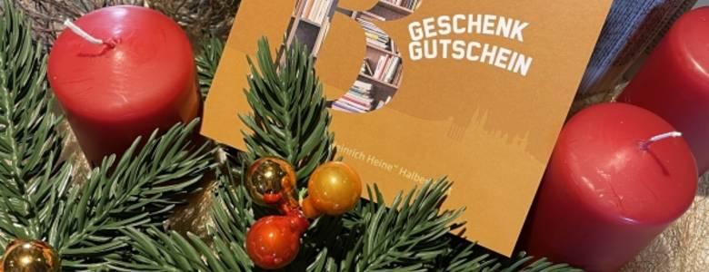 Bib- Gutschein [(c) Stadt Halberstadt/Stadtbibliothek]