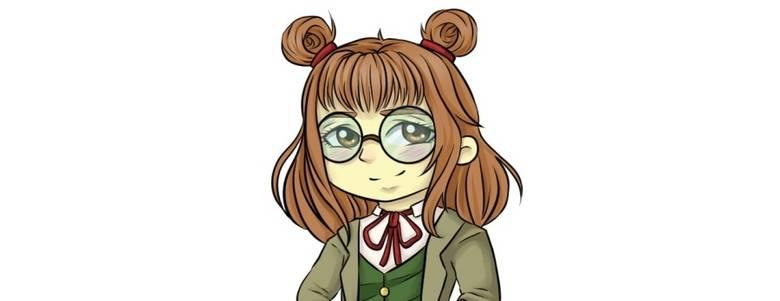 Maskottchen der Halberstädter Manga Convention. [(c) Pressestelle Halberstadt]