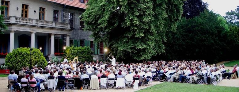 Schlossterasse [(c) Merino Verein]