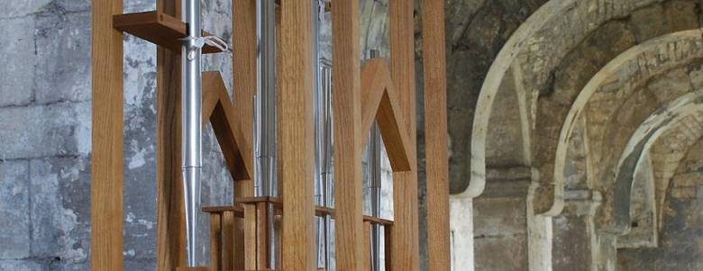 John-Cage-Orgel-Kunst-Projekt [(c) Ulrich Schrader]