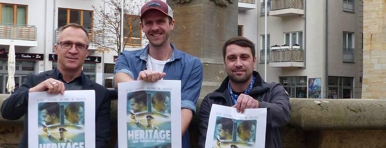 "Amerikanischer Politthriller ""Heritage"" -  Filmpremiere am 5. Dezember in Halberstadt [(c) Stadt Halberstadt/Pressestelle]"
