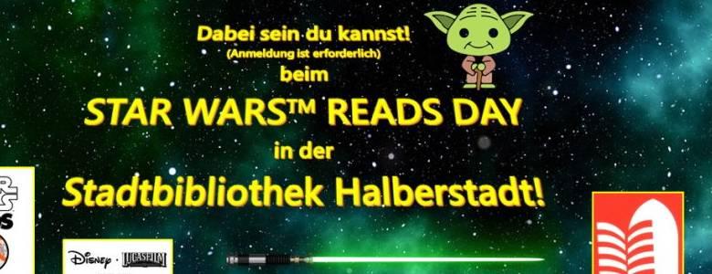 Galaktischer Tag in der Halberstädter Stadtbibliothek [(c) Stadt Halberstadt, Stadtbiliothek]
