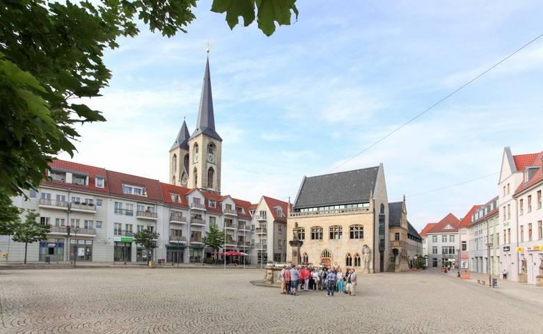 Stadtspaziergänge im Schatzjahr 2018