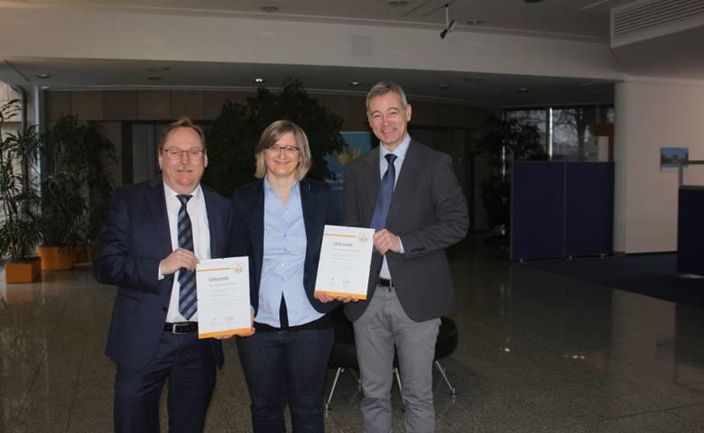 HALBERSTADTWERKE als TOP-Lokalversorger 2018 ausgezeichnet [(c) Halberstadtwerke/S.Hübner]