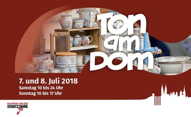 Ton am Dom Keramik, Kunst und Köstlichkeiten im Schatzjahr 2018 [(c) Ideengut]