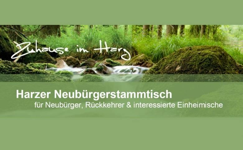 Harzer Neubürgerstammtisch [(c) Landkreis Harz]