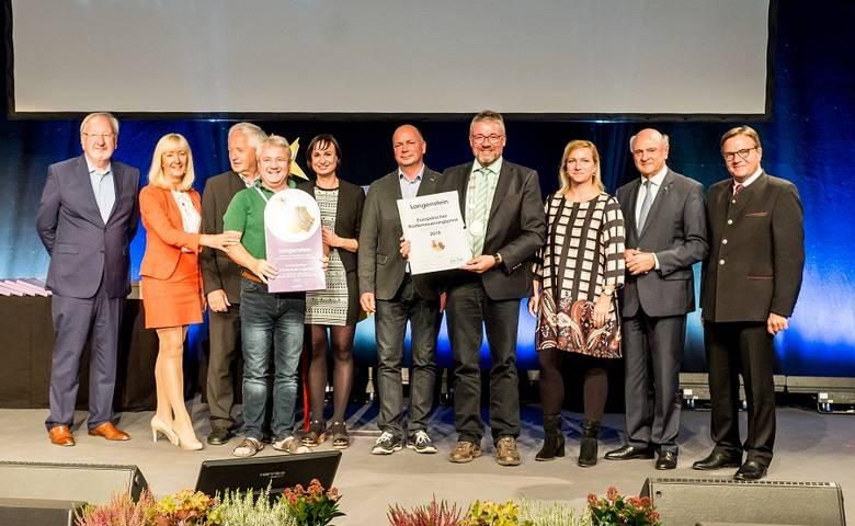 Champions-League der Dörfer: Langenstein vertrat Sachsen-Anhalt in Österreich [(c) Europäische ARGE]