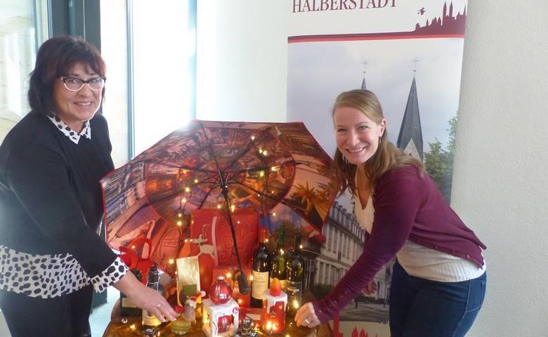 Weihnachtszauber in Halberstadt und Umgebung - Marketingaktivitäten der Halberstadt Information [(c) Stadt Halberstadt/Pressestelle]