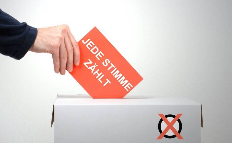Aktuelle Europa- und Kommunalwahl