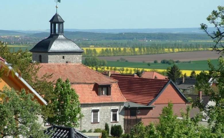 Kleines Halberstädter Dorfleben
