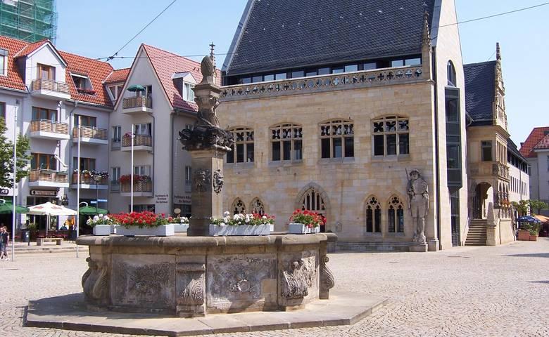 Halberstadt - Harsleben - Wegeleben - Ditfurt - Gatersleben - Ermsleben - Falkenstein