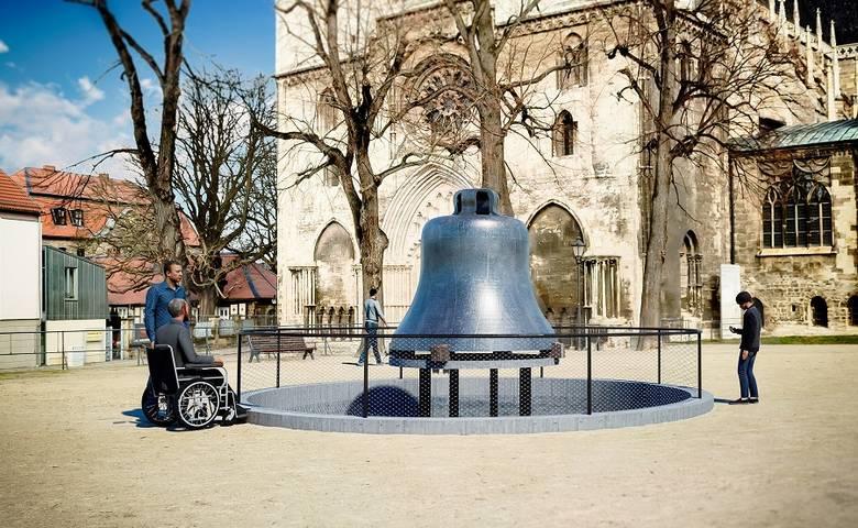 """Überraschung - Glocke """"Domina"""" wird Dauerleihgabe an die Stadt [(c) Planungsbüros Herbst Plan-Consult GmbH]"""