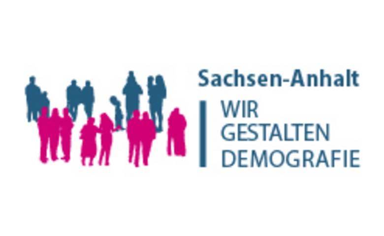 Logo Demografiepreis 2019 [(c) Land Sachsen-Anhalt]