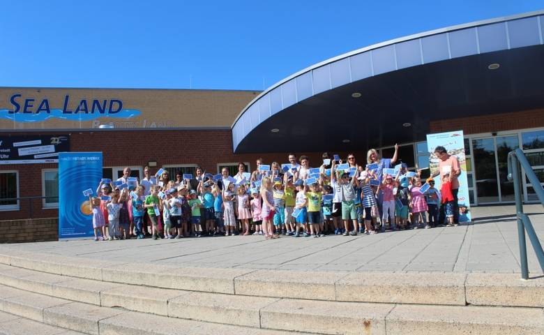 Kindertag 2019: HALBERSTADTWERKE laden ins Sealand [(c) FSZ/J.Fricke]