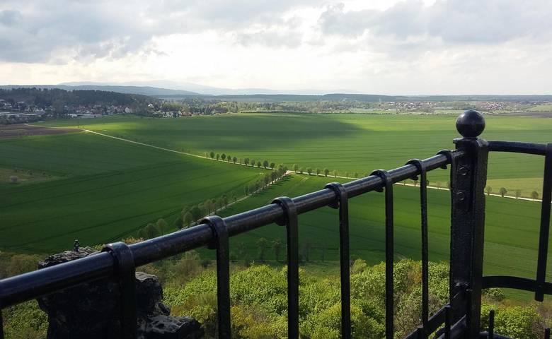 Thekenberge bei Langenstein