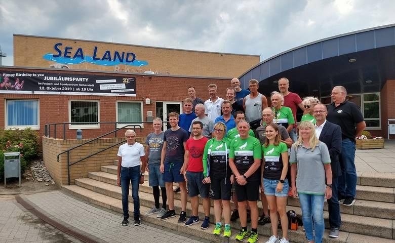 80 Kilometer für sportliche Partnerschaft [(c) Stadt Halberstadt]