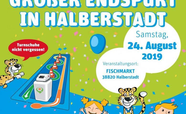 Kindersprint am 24. August in Halberstadt [(c) contacts & sports gmbh]