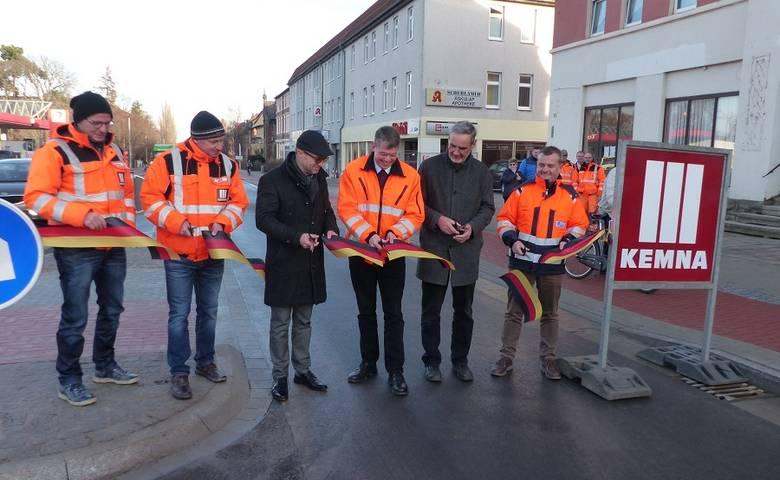 Erschließungsbeiträge, Straßenausbaubeiträge und Sanierungskosten – Wo liegt der Unterschied? [(c) Stadt Halberstadt/Pressestelle]