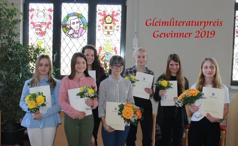 Gewinner Gleimliteraturpreis 2019 [(c) Gleimhaus]