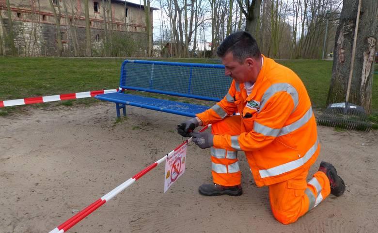Stadt bittet um dringende Einhaltung der Spielplatzsperren [(c) Stadt Halberstadt, Pressestelle]